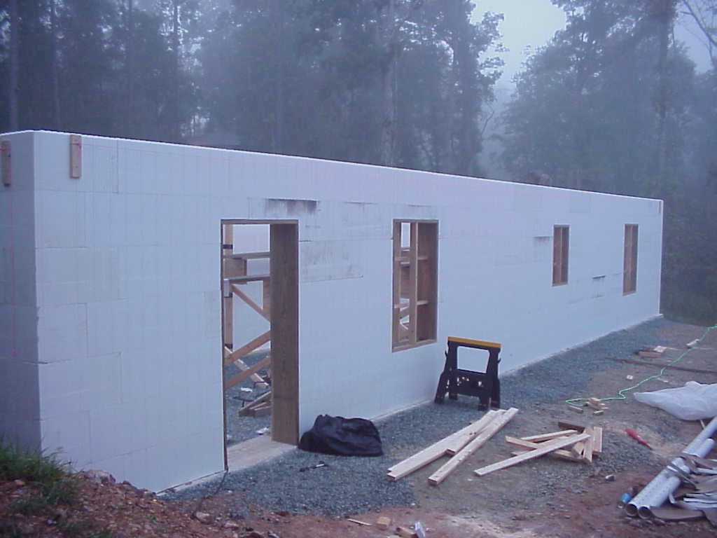 Photo page basement for Icf basement